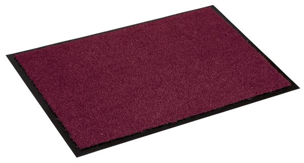Astra Fußmatte Proper Tex Uni Burgund 150  x  90 cm