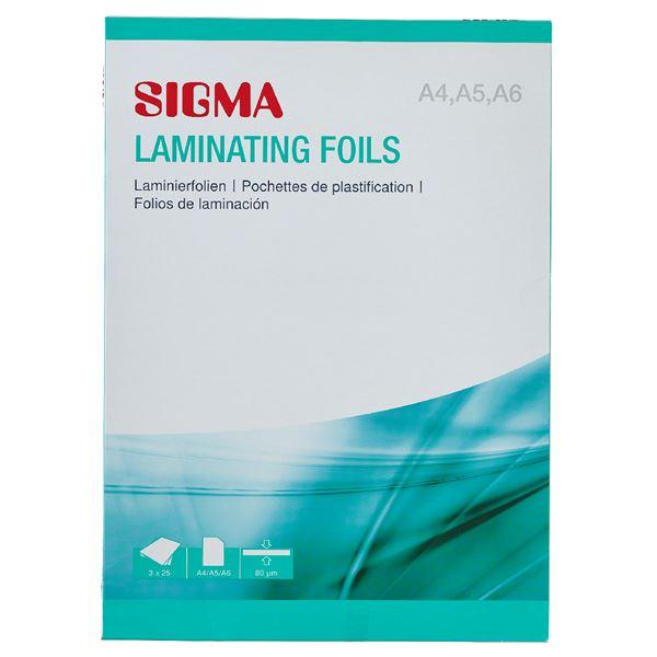 Sigma Laminierfolien-Set 825
