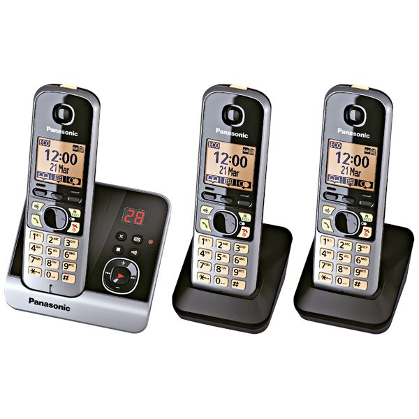 Panasonic KX-TG 6723 GB Trio