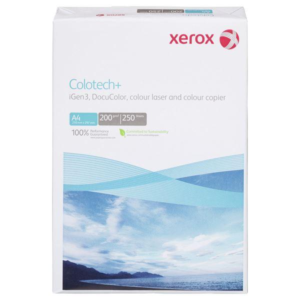 Xerox DIN A4 Kopierpapier Colotech+ 200 g/m² - 250 Blatt