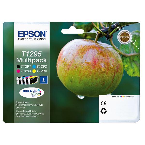 Epson Tintenpatrone T129540 Multipack
