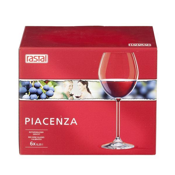 Rastal Piacenza Weinkelche 396 ml - 6 Stück