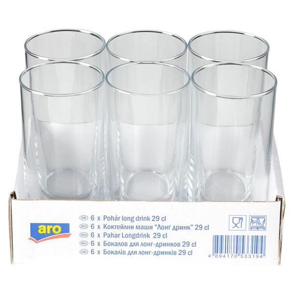 aro Longdrinkglas 29 cl - 6 Stück