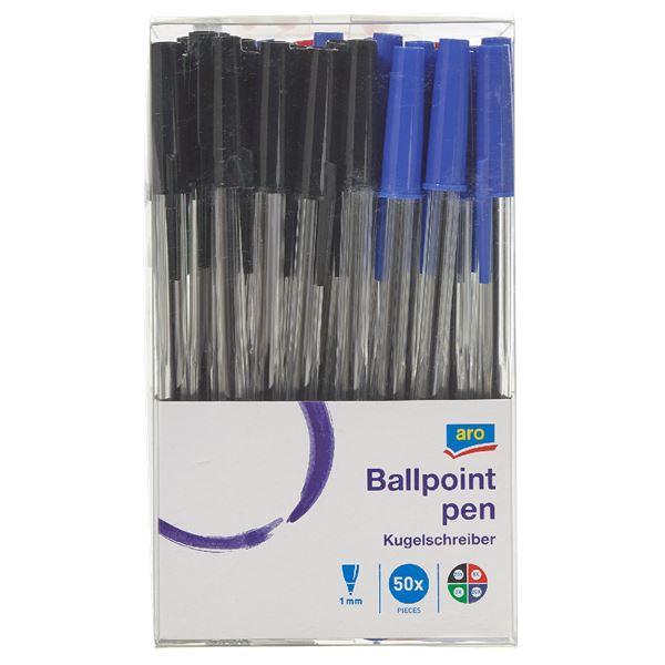 aro Kugelschreiber mit Kappe