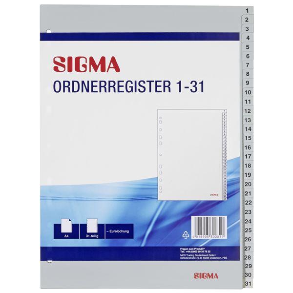 Sigma Register
