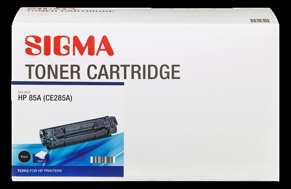 Sigma Toner TCH12 HP 85A Schwarz