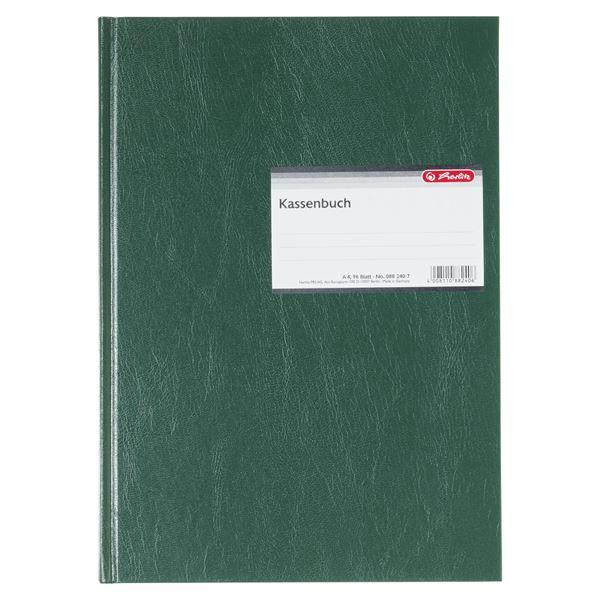Herlitz Kassenbuch A4