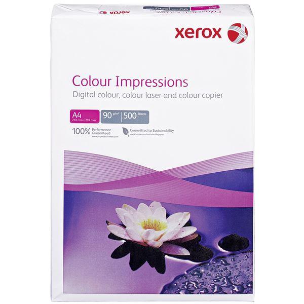 Xerox DIN A4 Colour Impressions Farblaserpapier 90 g/m² - 500 Blatt