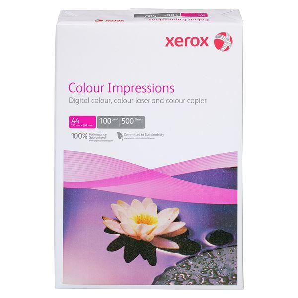Xerox Kopierpapier Colour Impression DIN A4 100 g/m² - 500 Blatt