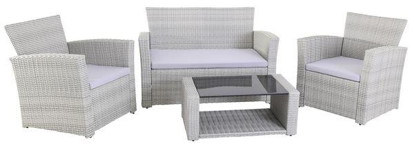 Tarrington House Lounge Set Brantford Off-White