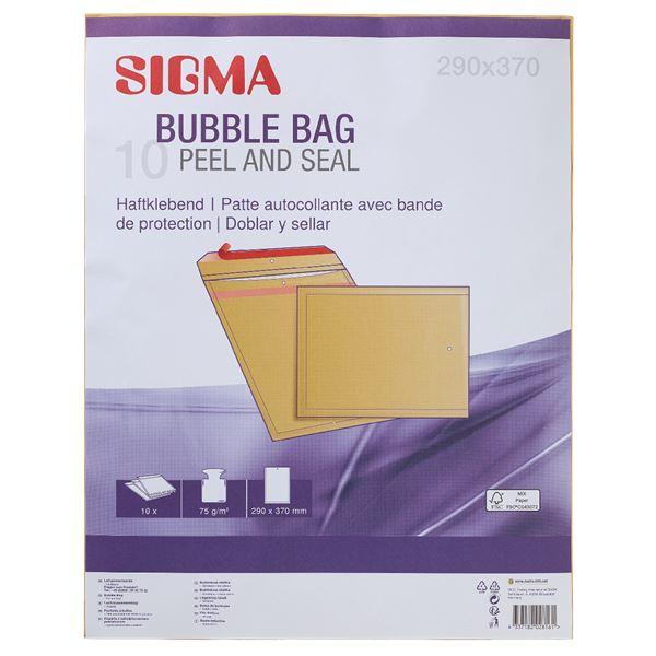 Sigma Luftpolstertasche - 10 Stück