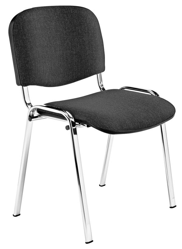 Sigma Stapelstuhl ISO Schwarz
