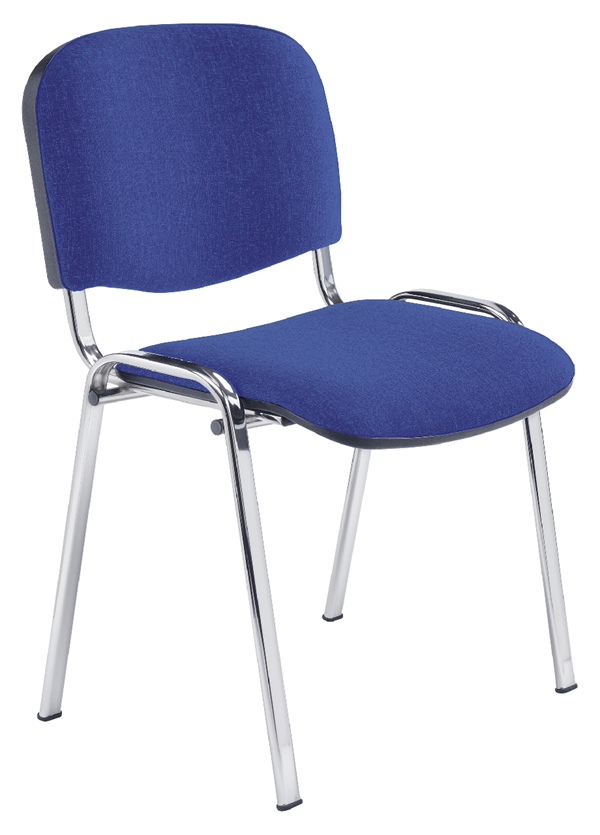 Sigma Stapelstuhl ISO Blau