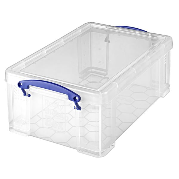 Really Useful Products Aufbewahrungsbox 9 l