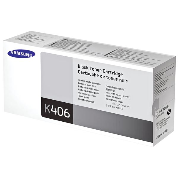 Samsung Tonerkartusche CLT-K406 S