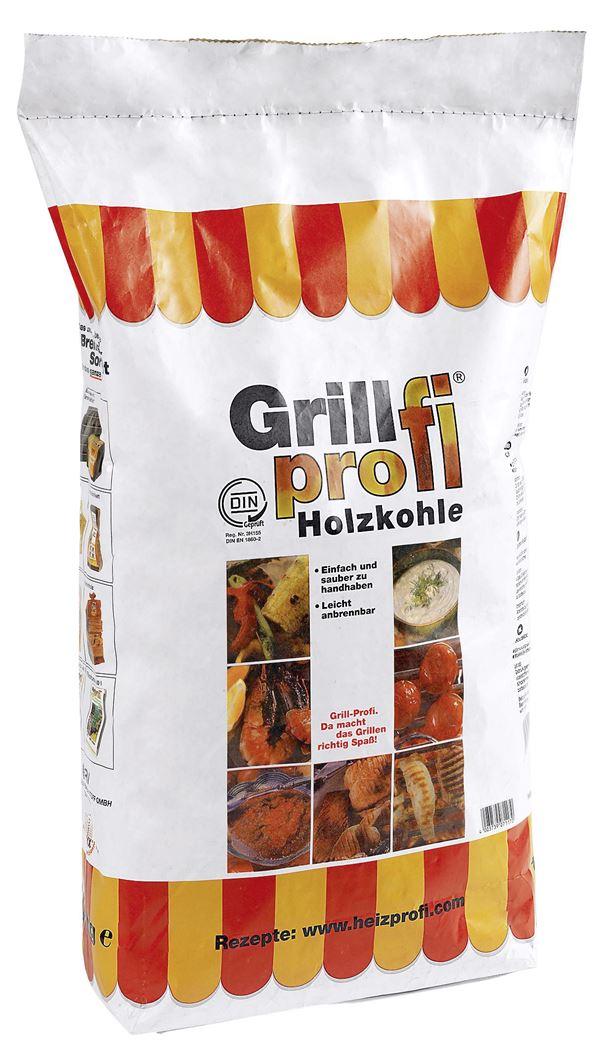 Grillprofi Holzkohle 3 kg