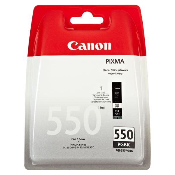 Canon Patrone PGI-550 PGBK