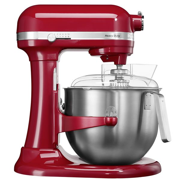 Kitchenaid Küchenmaschine 5KSM7591XEER Heavy Duty Rot