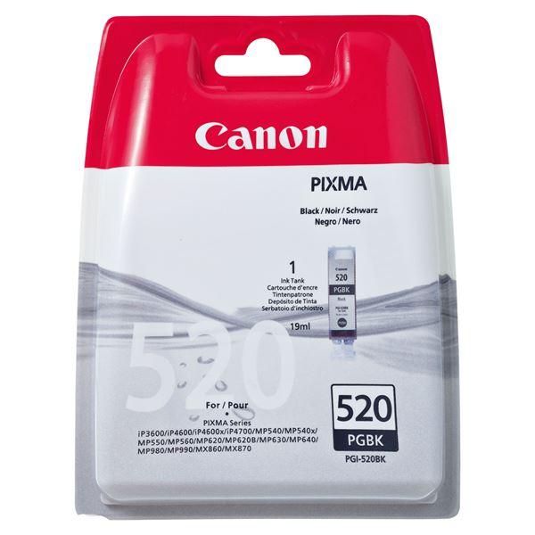 Canon Tintenpatrone PGI 520BK