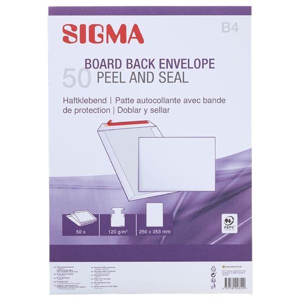 Sigma Versandtasche DIN B4