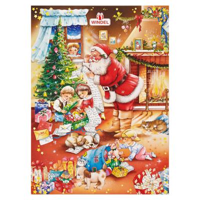 Windel Weihnachtskalender.Windel Adventskalender Vollmilchschokoladen Figuren 75 G Beutel Metro