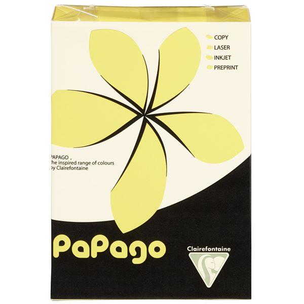 Papago DIN A4 Kopierpapier 80 g/m² - 500 Blatt