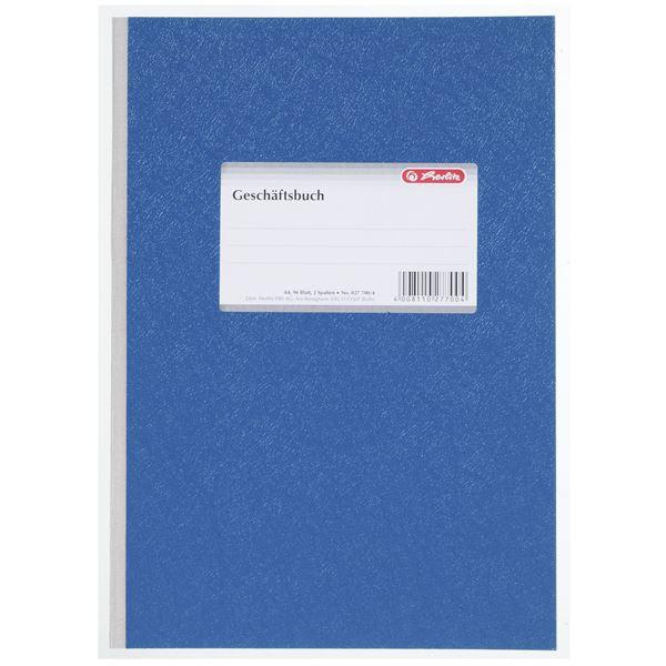 Herlitz DIN A4 Geschäftsbuch A4