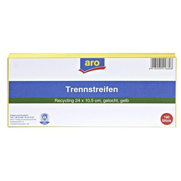 aro Trennstreifen - 100 Stück