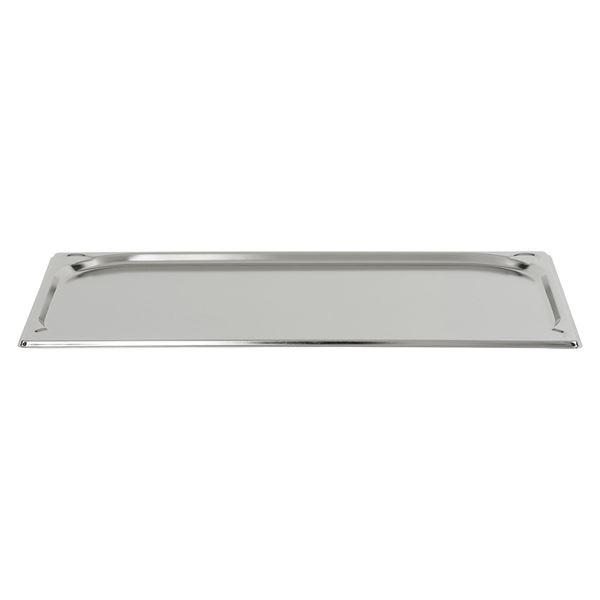 APS Deckel zu GN-Behälter 1/2 Edelstahl 35 mm