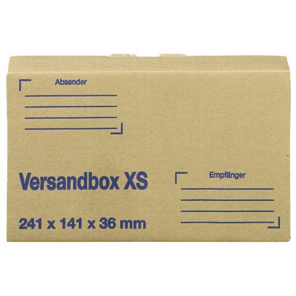Smartbox Versandkarton XS