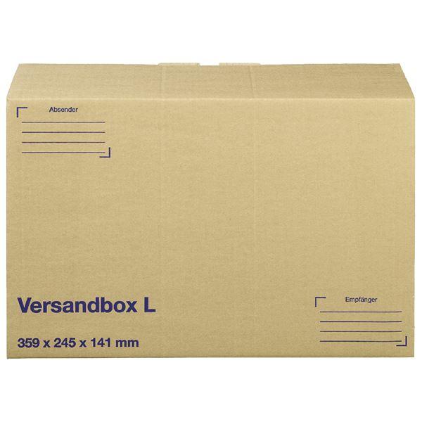 Smartbox Versandkarton L