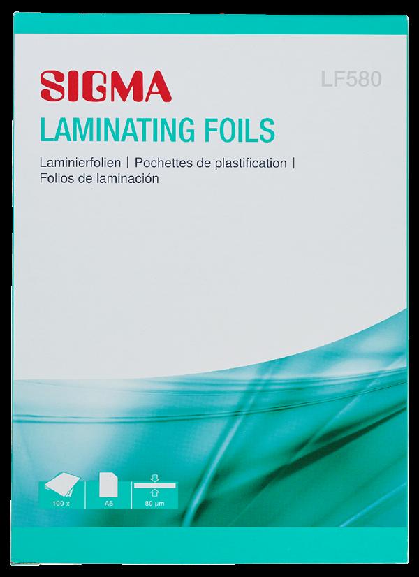 Sigma Laminierhüllen LF580