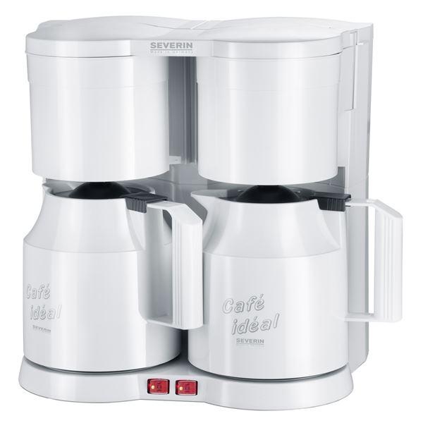 Severin Duo-Kaffeeautomat KA 5827