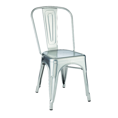 sillas terraza metalicas makro