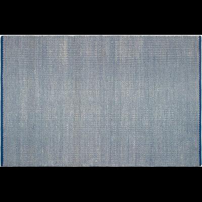 Tapis intérieur extérieur Ranikot bleu 90 x 60 cm Fabhabitat