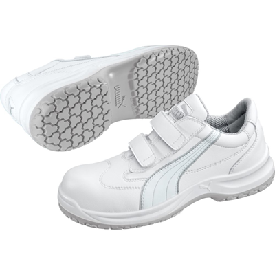 Chaussures De Securite Cuisine Absolute Low S2 Src Blanc T 44 Puma