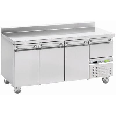 Table Refrigeree Gastro 3 Portes Metro