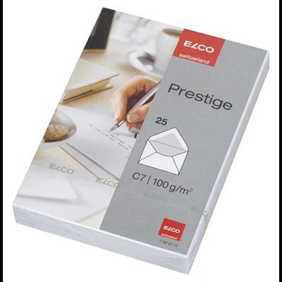 Enveloppe Cartes De Visite Prestige C7 100 G M X 25