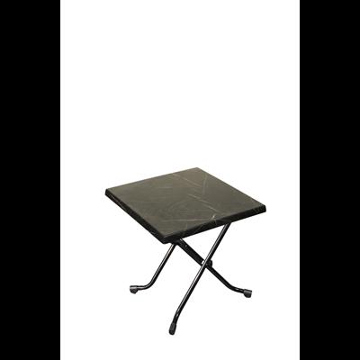 Table SM Alsace terrasse cm x 60 de ardoise 60 pliante F5c3l1JuTK