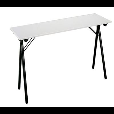 WU LAI Table Pliante 120x40 Cm | Table Longue | Table De
