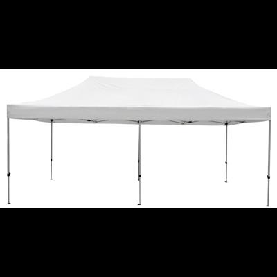 METRO | Tente de réception pliable Canopy blanc 3 x 6m