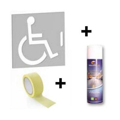 Kit de stationnement handicap ECO Handinorme