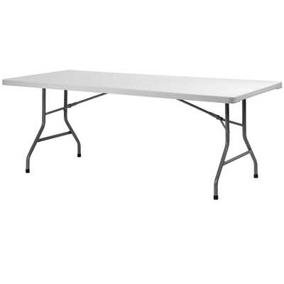 Metro.fr Table de réception pliante Banquet XXL200 198 x 92 cm