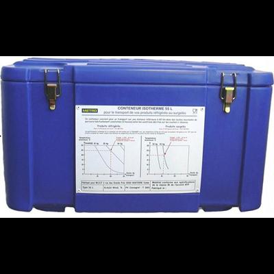 Conteneur isotherme 55 L   METRO