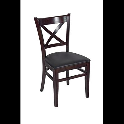 Chaise de restaurant Prima noire   METRO