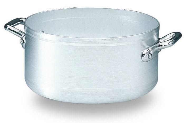 Faitout aluminium 50 cm 49 L sans couvercle Bourgeat - 524050