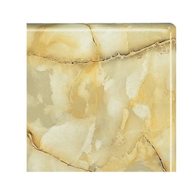Plateau de table Solo marbre onyx 70 x 60 cm SM France - 009287
