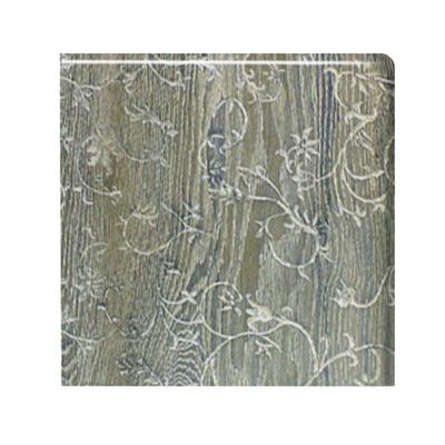 Plateau de table Solo vintage bois 70 x 60 cm SM France - 042712