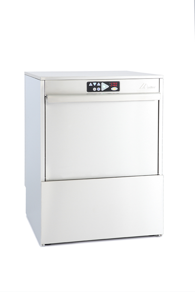 Lave-vaisselle 50x50 inox avec pompe TOPLINE 230V - Adler - PM50EDPMONO