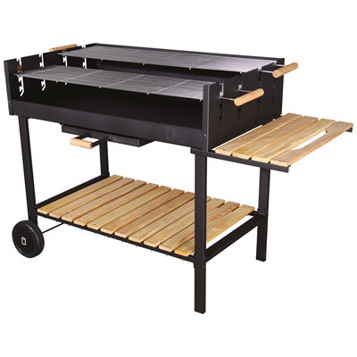 Barbecue charbon de bois suspendu Wing | METRO
